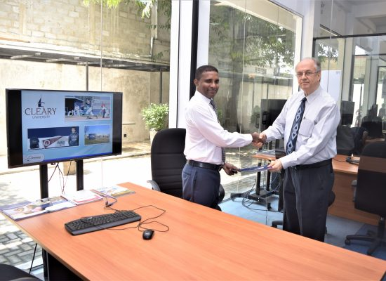 PATHE Academy partners with Cleary University – USA